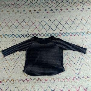 Gap 3/4 Length sleeve t-shirt